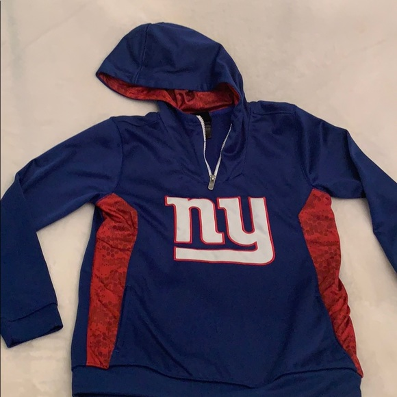 new style 12bb2 84f3e Kids New York Giants Hoodie